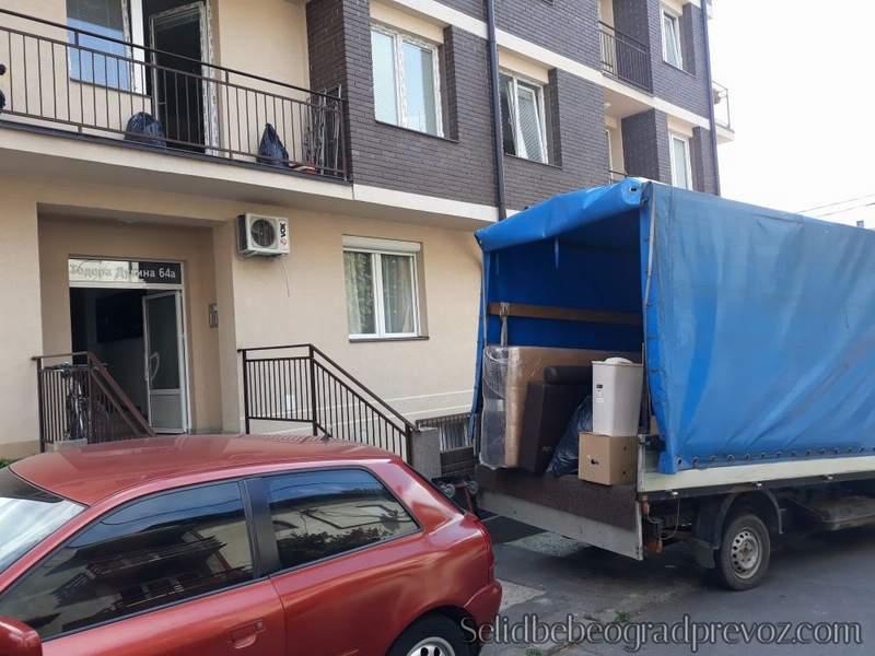 Najjeftinije Selidba Stanova Beograd